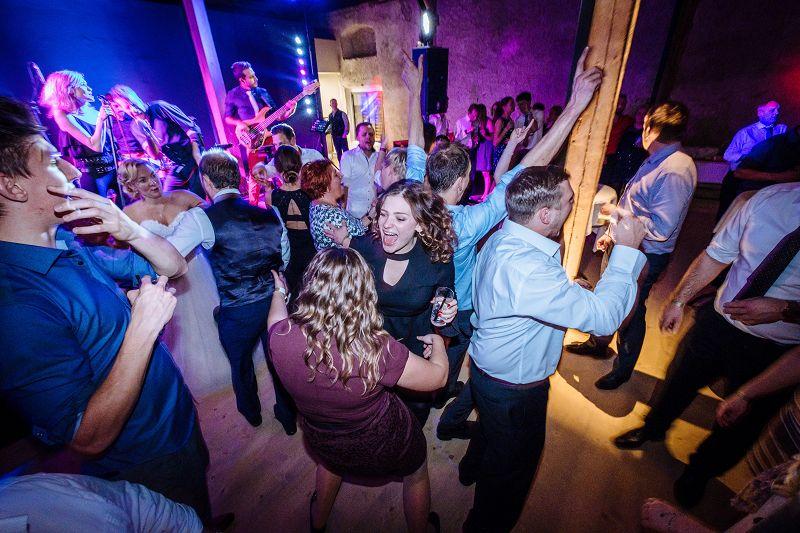Hochzeit Partyband Limited in Pittenhart Alte Zollstation